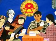 Đẩy mạnh tuyên truyền Bầu cử Quốc hội khóa XIV và HĐND các cấp