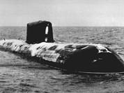 Tàu ngầm Komsomolets - nấm mồ titan khổng lồ của hải quân Nga
