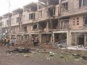 Video Nổ cực lớn tại Hà Đông, nhiều người chết