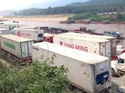 """Kiến nghị XNK tài nguyên qua lối mở biên giới với Trung Quốc là """"không phù hợp"""""""