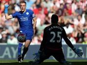 "Leicester kết liễu Sunderland sau hai pha ""cắt ngọt"" của Vardy"