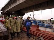 Phó Thủ tướng Vương Đình Huệ trực tiếp đôn đốc phòng chống bão số 3 ở Quảng Yên