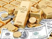 """Chốt tuần (22/10), USD """"dắt tay"""" vàng tăng giá"""