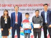 26 học sinh nghèo được SeABank hỗ trợ 1 triệu đồng/em/tháng cho đến hết lớp 12