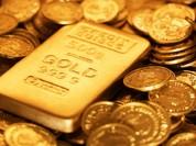 Giá vàng đang đi xuống