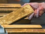 """Giá vàng SJC chỉ còn """"vênh"""" thế giới 1,8 triệu đồng"""