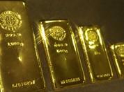 Giá vàng lên đỉnh trong tháng, giá USD tăng mạnh