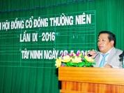 """""""Bán chui"""" cổ phiếu HQC, công ty của P.TGĐ Trần Thái Sơn lãnh án phạt"""