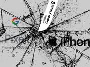 """5 đặc điểm khiến Galaxy Note 8 """"chắc chắn ăn đứt"""" iPhone 8 và Pixel 2"""
