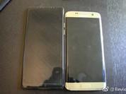 Rò rỉ mô hình của Galaxy Note 8