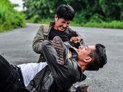 """Video: Bình Minh tự thực hiện những cảnh hành động trong """"Lộc Phát"""""""