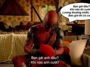 Deadpool chúc mừng năm mới khán giả Việt Nam cực dị