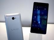 Chiêm ngưỡng smartphone mới tuyệt đẹp của Vaio