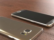 Galaxy S7 màu vàng lộ phiên bản thực tế