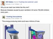 Toilet thông minh Bill Gates khuyên dùng có gì khác lạ?