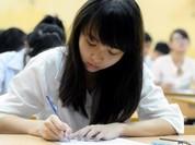 Bộ Giáo dục sẽ công bố đề mẫu kỳ thi THPT quốc gia