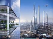 Nhà xây bằng máy in 3D sẽ thống lĩnh thế giới trong 100 năm tới