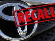 Ôtô Toyota: Thảm họa an toàn trên đỉnh cao số 1