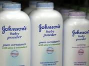 Johnson & Johnson bồi thường 72 triệu USD vì phấn rôm gây ung thư