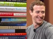 """23 cuốn sách """"gối đầu giường"""" của Mark Zuckerberg"""