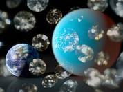 """Phát hiện """"Trái đất thứ 2"""" chứa đầy kim cương"""