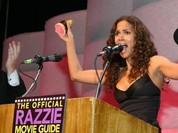 Video: Diễn viên thót tim trước Lễ trao giải Mâm xôi vàng