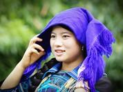 Vẻ đẹp đời thường của thiếu nữ dân tộc vùng cao