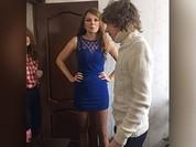 Cuộc gặp gỡ hồi hộp giữa nữ diễn viên khiêu dâm và thiếu niên 16 tuổi