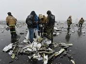Những hình ảnh đầu tiên từ hiện trường tai nạn máy bay ở Rostov