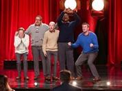 Video: 5 cụ ông nhảy như trẻ choai làm khán giả phấn khích