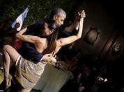 Video: Tổng thống Mỹ vụng về nhảy Tango ở Argentina