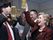 Ăn tối cùng bà Hirally Clinton tốn 7,6 tỷ đồng