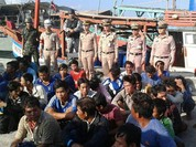 Thái Lan bắt 7 tàu cá và 38 ngư dân Việt Nam