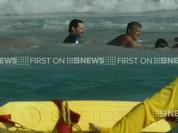 """""""Người sói"""" Hugh Jackman cứu 2 mạng người ở bãi biển Australia"""