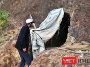 """Cận cảnh đường """"hầm rượu"""" xuyên núi của Bí thư huyện Tây Giang"""