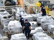 Cận cảnh buôn lậu ma túy trèo tường vượt biên giới Mexico - Mỹ
