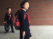 Những em bé Triều Tiên nuôi ước mơ thành nhà khoa học vĩ đại