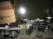 Kho báu máy ảnh cổ được tìm thấy dưới tòa soạn báo