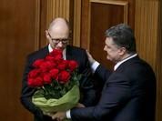 10 bức ảnh nhật ký con đường chính trị của Cựu Thủ tướng Ukraine Yatsenyuk