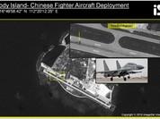 Phát hiện Trung Quốc đưa chiến đấu cơ J-11s ra Hoàng Sa