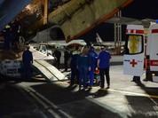 25 bệnh nhi nặng của Donbass đã đến Moskva điều trị