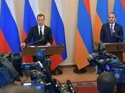 Nga sẽ bán vũ khí cho Armenia