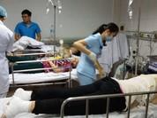 Nghệ An: Nổ rung chuyển, la liệt người bị thương
