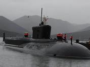 Nga sắp nhận 3 tàu ngầm hạt nhân mới