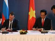 Nga sẽ xem xét dự luật về FTA giữa Việt Nam và EAEU