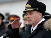 Trưởng tư lệnh Hạm đội Biển Đen Nga bị tình nghi cố ý thay đổi biên giới của Ukraine