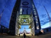 Đã chốt giờ 'xông đất' sân bay vũ trụ Vostochny