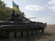 Ukraina lại vừa thử tên lửa chiến thuật