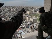Syria đẩy lui cuộc tấn công của khủng bố ở Aleppo