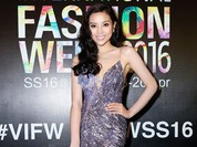 """Hoa hậu Kỳ Duyên bị thẩm mỹ viện """"tố"""" dùng dao kéo"""